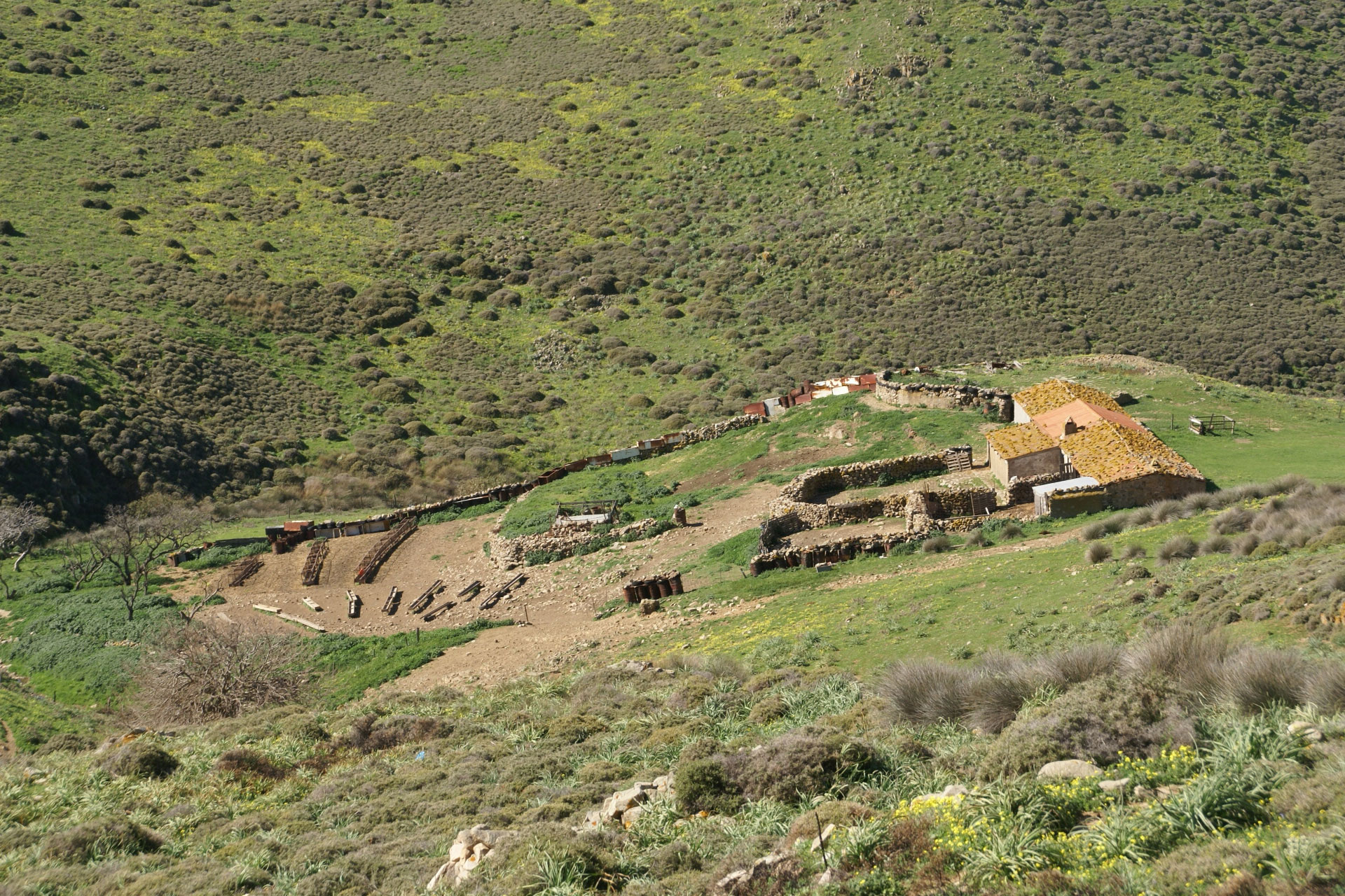 Efforts to inscribe the Mandra System of Lemnos Island in the national inventory of intangible heritage underway