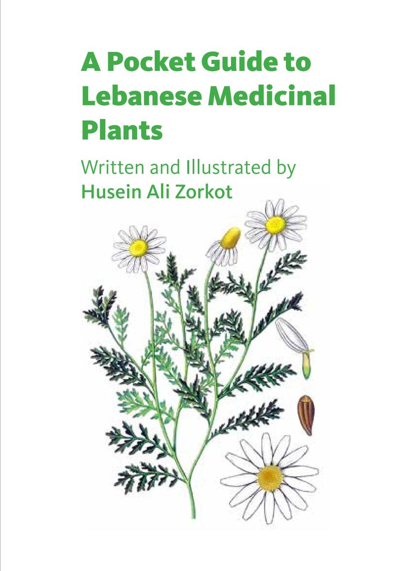 A Pocket Guide to Lebanese Medicinal Plants