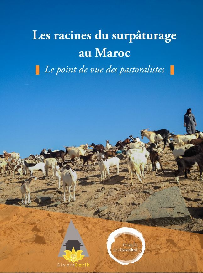 Brochure on the root causes of overgrazing in Morocco