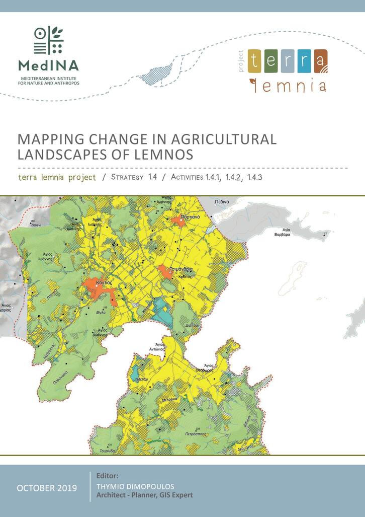 Mapping Change in Agricultural Landscapes of Lemnos