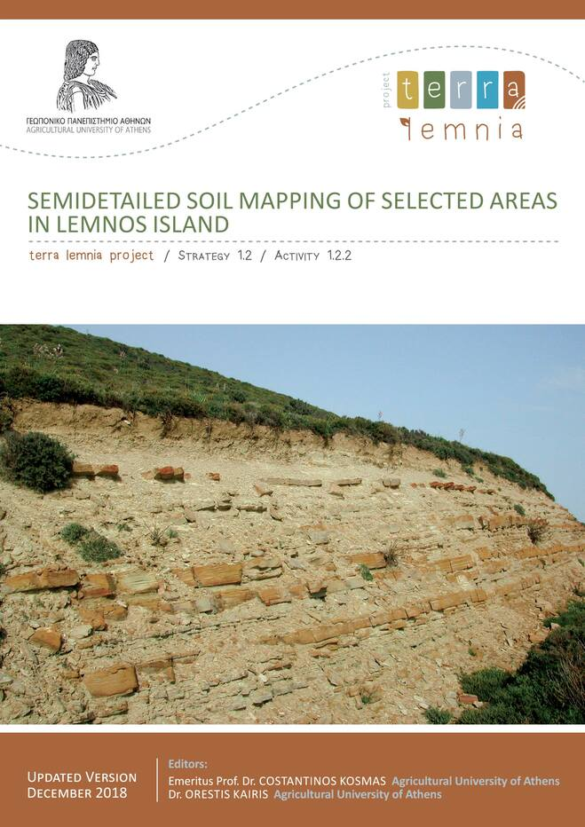 Semi-Detailed Soil Mapping of Selected Areas in Lemnos Island