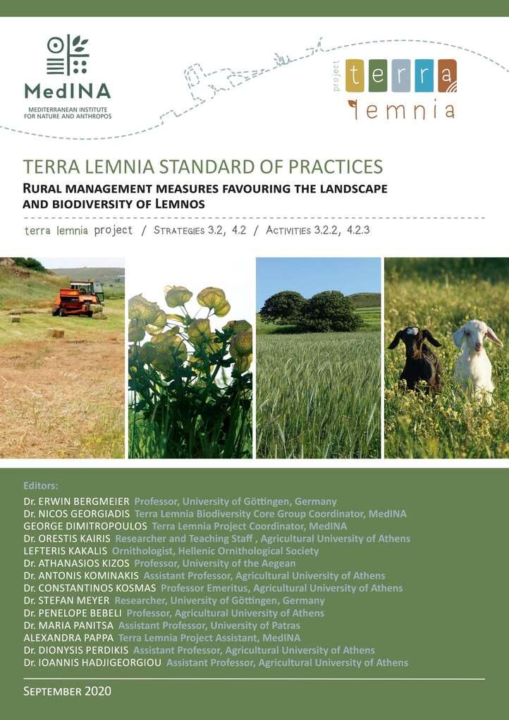 Terra Lemnia Standard of Practices
