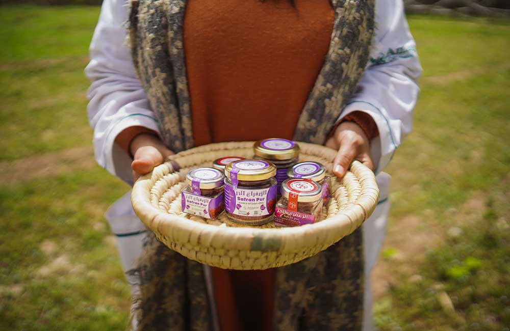 Local product commercialisation | High Atlas Cultural Landscapes