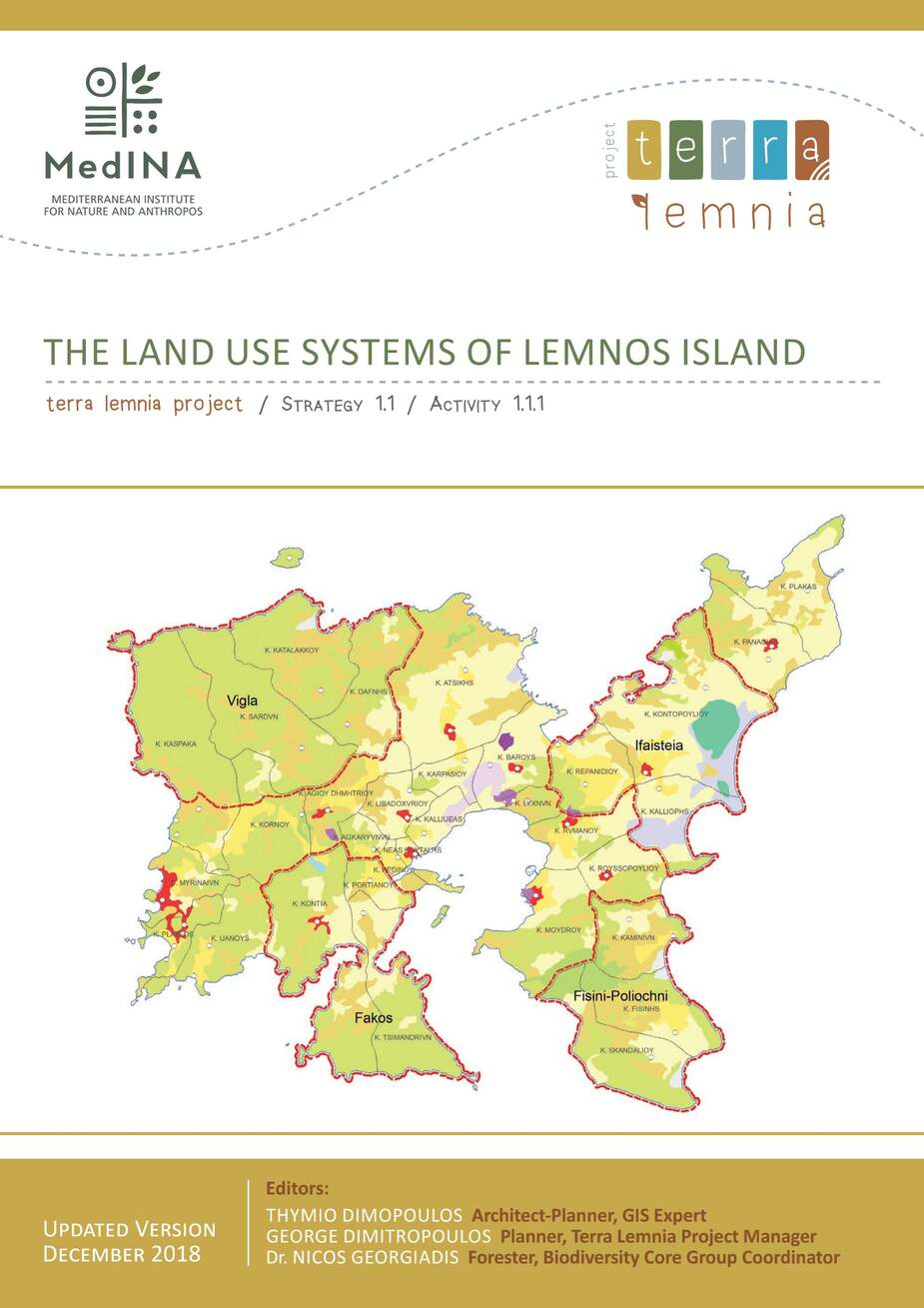 The Land Use Systems of Lemnos Island