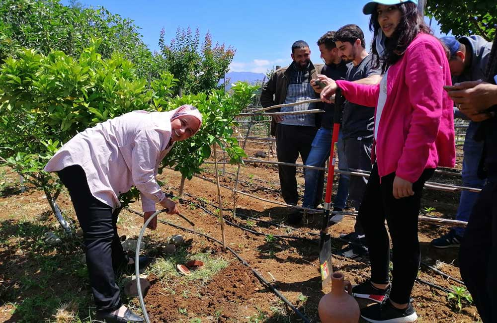 Strengthening local capacities for sustainable management practices | High Atlas Cultural Landscapes