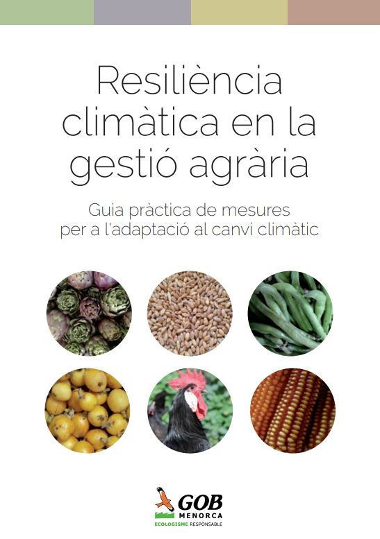 Resiliència Climàtica en la Gestió Agrària