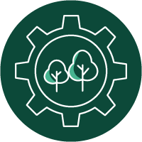Participatory governance icon | Sustaining Mediterranean cultural practices