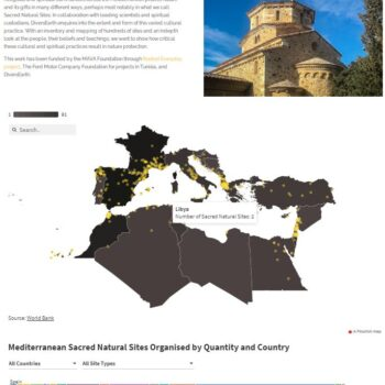 Protected by Prayer: Sacred Natural Sites of the Mediterranean