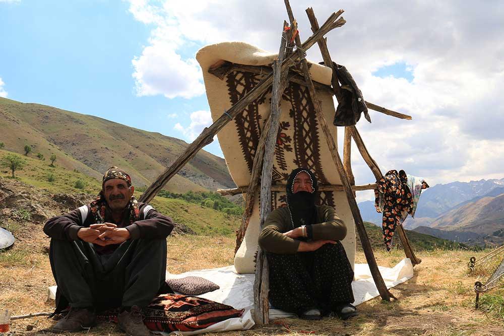 Şavak Tent, by AMNC partner Yolda   Mobile Pastoralism in Turkey