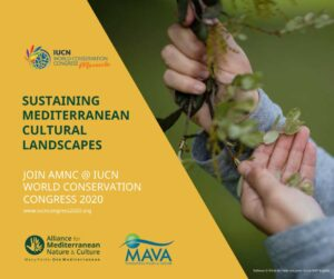 Poster of AMNC participation at IUCN WCC_feature image
